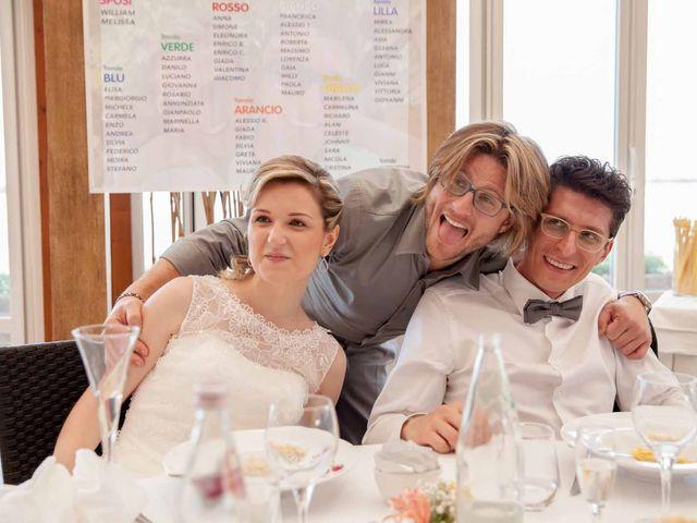 Il matrimonio di William e Melissa a Comacchio, Ferrara 46