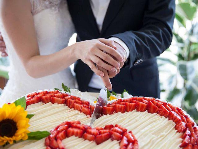 Il matrimonio di William e Melissa a Comacchio, Ferrara 56