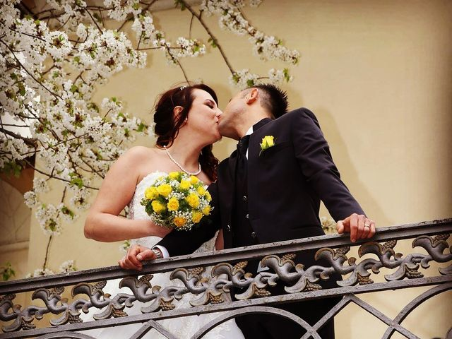 Il matrimonio di Marco e Cristiana  a L'Aquila, L'Aquila 1