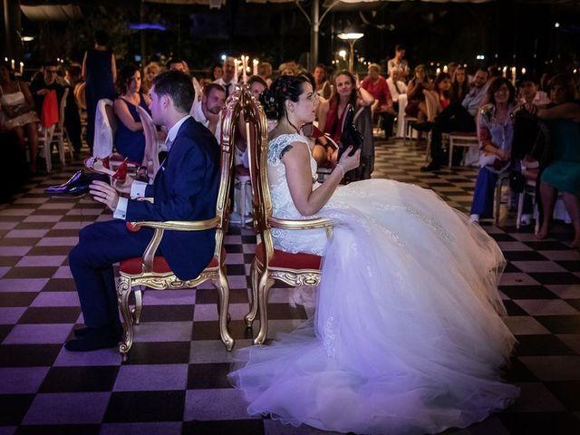 Il matrimonio di Emanuele e Monica a Luino, Varese 9