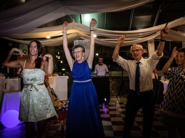 Il matrimonio di Emanuele e Monica a Luino, Varese 10