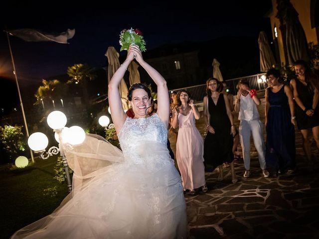 Il matrimonio di Emanuele e Monica a Luino, Varese 13