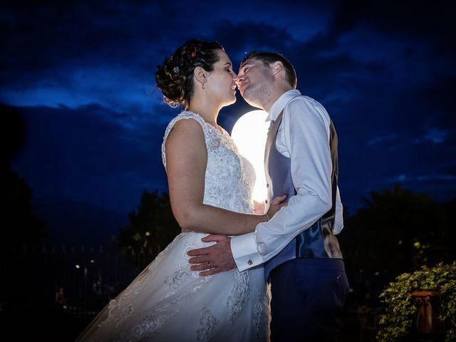 Il matrimonio di Emanuele e Monica a Luino, Varese 20