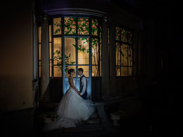 Il matrimonio di Emanuele e Monica a Luino, Varese 22