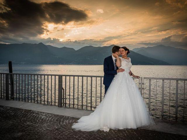 Il matrimonio di Emanuele e Monica a Luino, Varese 24