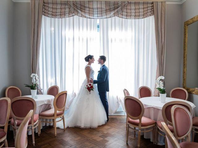 Il matrimonio di Emanuele e Monica a Luino, Varese 33