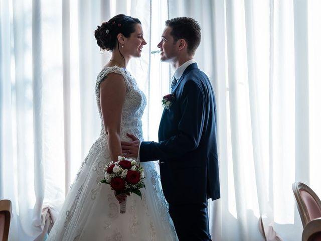 Il matrimonio di Emanuele e Monica a Luino, Varese 34