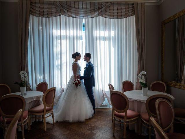 Il matrimonio di Emanuele e Monica a Luino, Varese 35