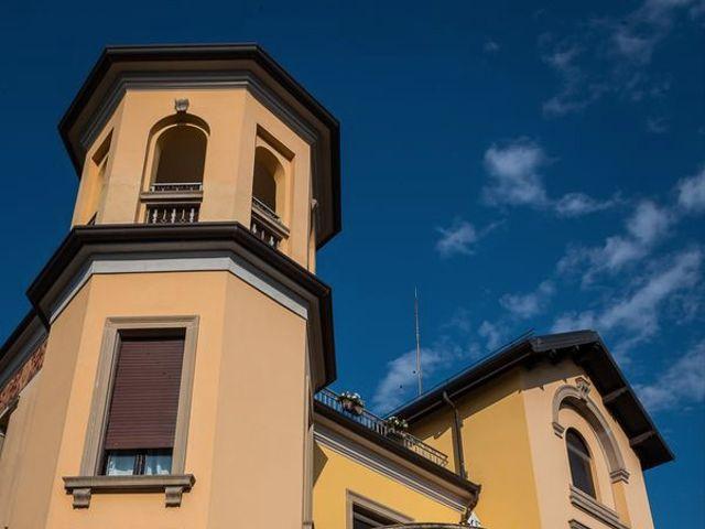 Il matrimonio di Emanuele e Monica a Luino, Varese 37