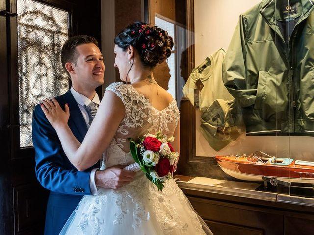 Il matrimonio di Emanuele e Monica a Luino, Varese 39