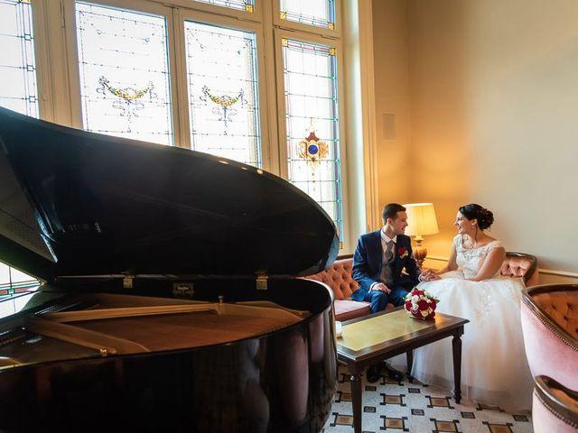 Il matrimonio di Emanuele e Monica a Luino, Varese 42