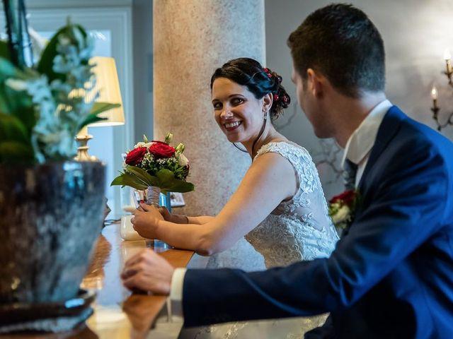 Il matrimonio di Emanuele e Monica a Luino, Varese 43