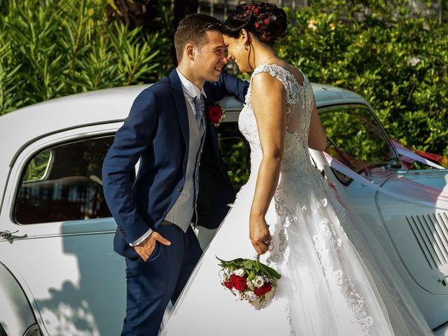 Il matrimonio di Emanuele e Monica a Luino, Varese 45