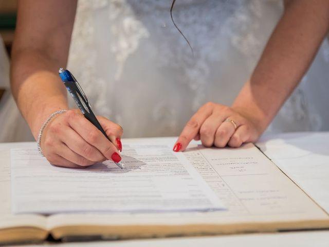 Il matrimonio di Emanuele e Monica a Luino, Varese 55