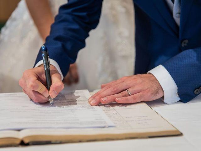 Il matrimonio di Emanuele e Monica a Luino, Varese 56