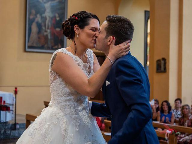 Il matrimonio di Emanuele e Monica a Luino, Varese 57