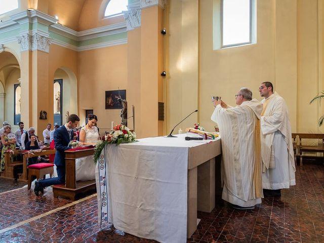 Il matrimonio di Emanuele e Monica a Luino, Varese 61