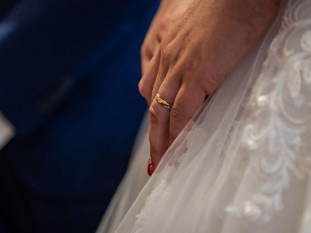 Il matrimonio di Emanuele e Monica a Luino, Varese 62