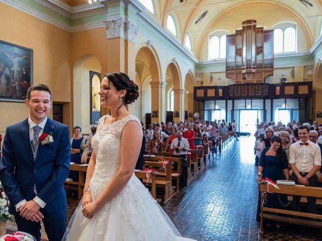 Il matrimonio di Emanuele e Monica a Luino, Varese 63