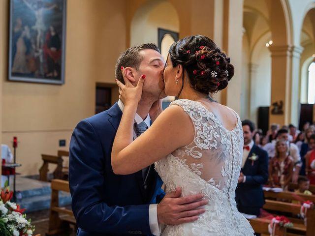 Il matrimonio di Emanuele e Monica a Luino, Varese 64