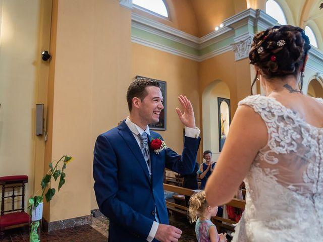 Il matrimonio di Emanuele e Monica a Luino, Varese 66