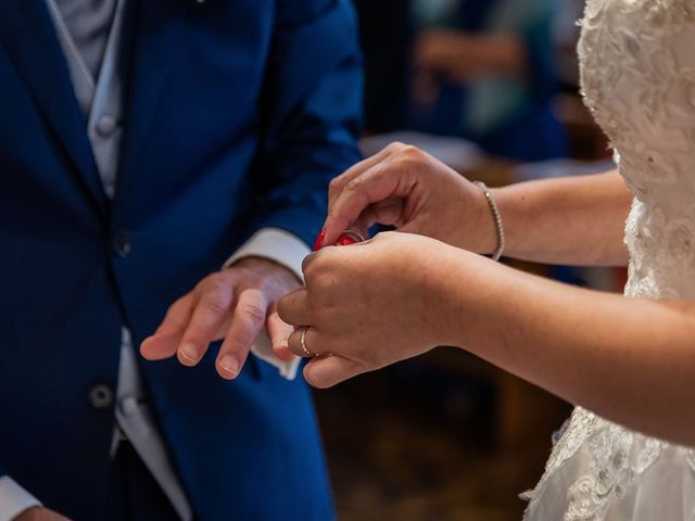 Il matrimonio di Emanuele e Monica a Luino, Varese 67