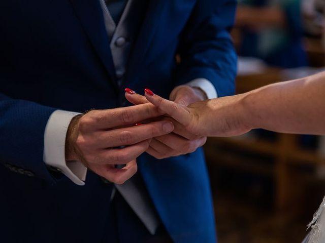 Il matrimonio di Emanuele e Monica a Luino, Varese 68