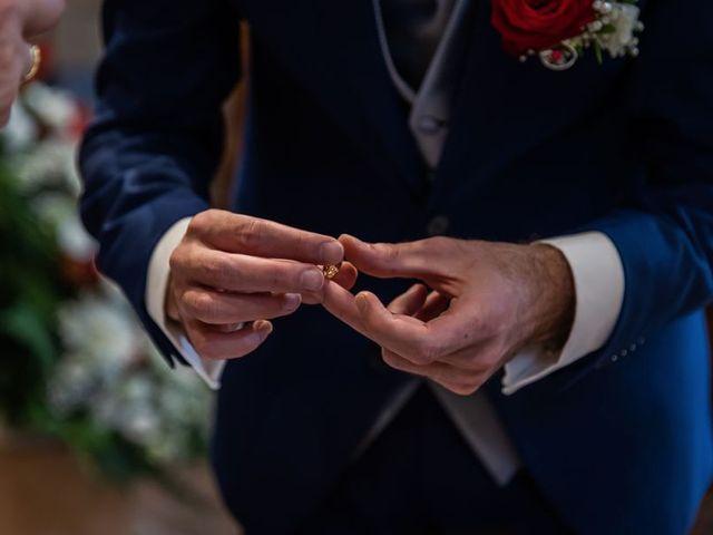 Il matrimonio di Emanuele e Monica a Luino, Varese 69