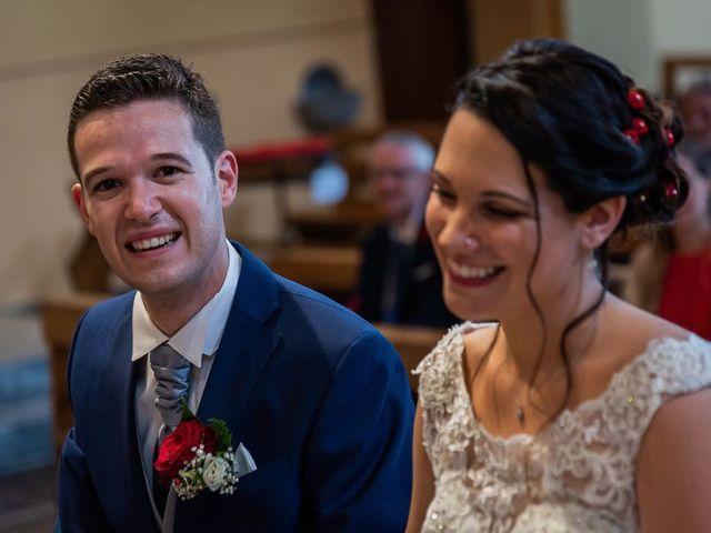 Il matrimonio di Emanuele e Monica a Luino, Varese 74