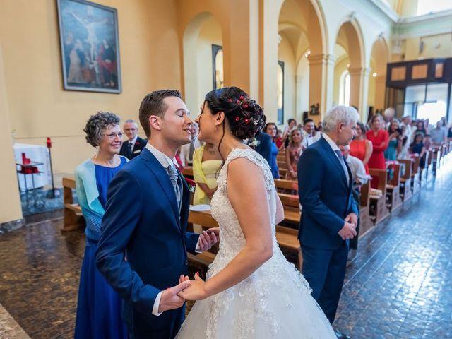 Il matrimonio di Emanuele e Monica a Luino, Varese 76
