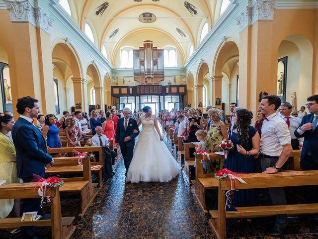 Il matrimonio di Emanuele e Monica a Luino, Varese 77