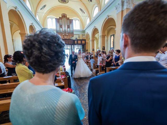 Il matrimonio di Emanuele e Monica a Luino, Varese 78