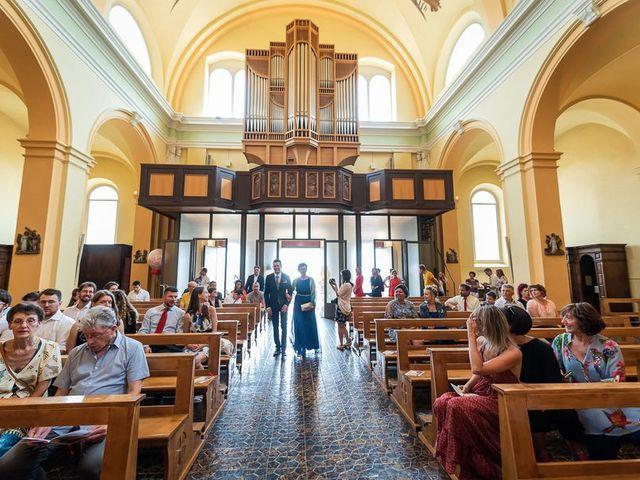 Il matrimonio di Emanuele e Monica a Luino, Varese 83