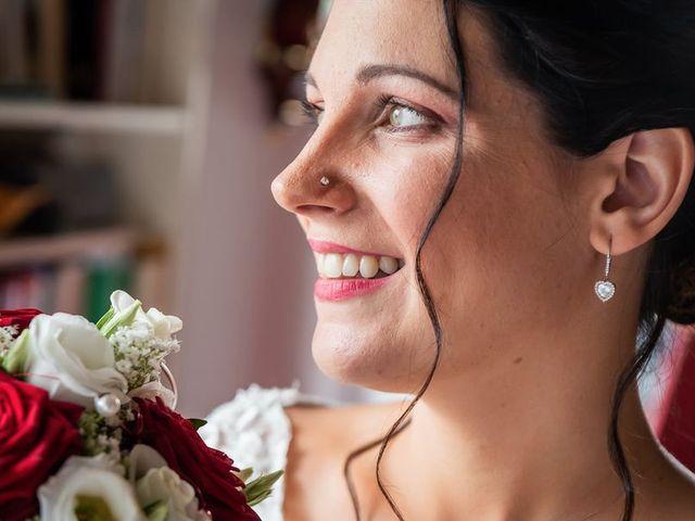 Il matrimonio di Emanuele e Monica a Luino, Varese 93