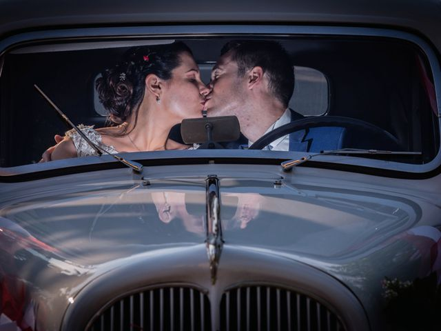 Le nozze di Monica e Emanuele