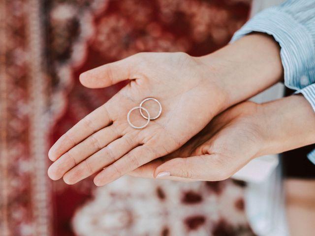 Il matrimonio di Davide e Hanna a Gradara, Pesaro - Urbino 4