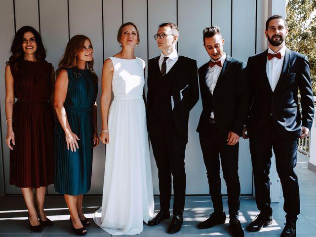Il matrimonio di Davide e Hanna a Gradara, Pesaro - Urbino 65