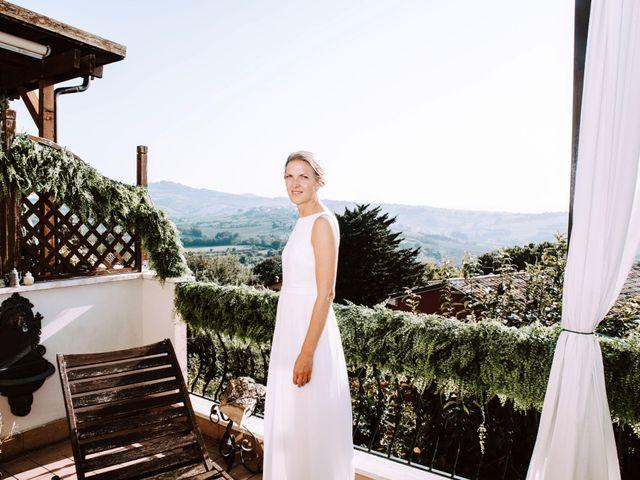 Il matrimonio di Davide e Hanna a Gradara, Pesaro - Urbino 88