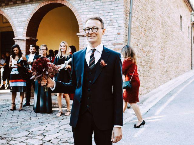 Il matrimonio di Davide e Hanna a Gradara, Pesaro - Urbino 97