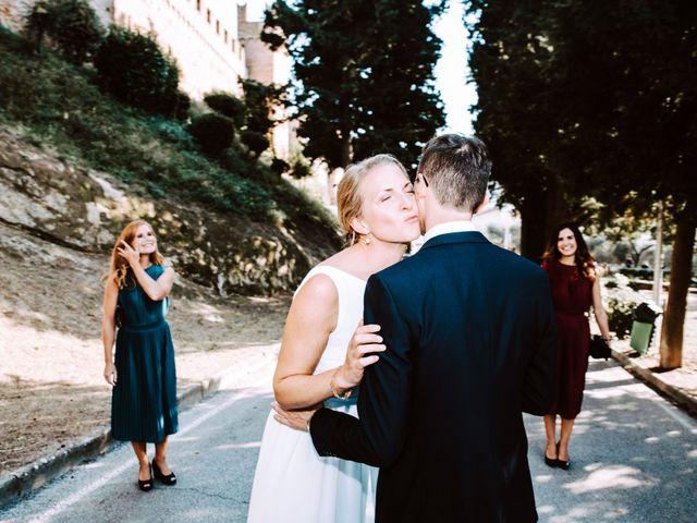 Il matrimonio di Davide e Hanna a Gradara, Pesaro - Urbino 99