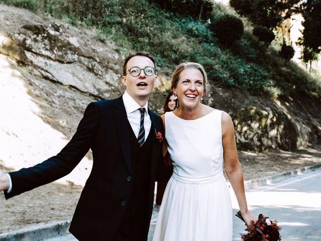 Il matrimonio di Davide e Hanna a Gradara, Pesaro - Urbino 100