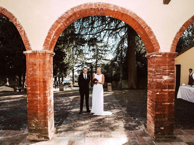 Il matrimonio di Davide e Hanna a Gradara, Pesaro - Urbino 103