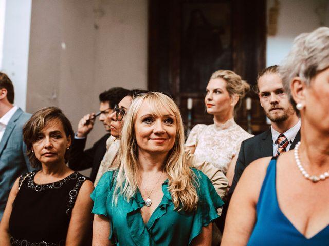 Il matrimonio di Davide e Hanna a Gradara, Pesaro - Urbino 104
