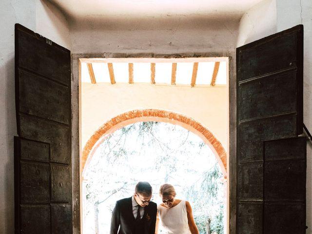 Il matrimonio di Davide e Hanna a Gradara, Pesaro - Urbino 110