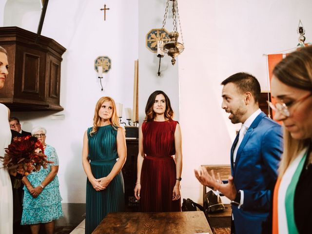 Il matrimonio di Davide e Hanna a Gradara, Pesaro - Urbino 113