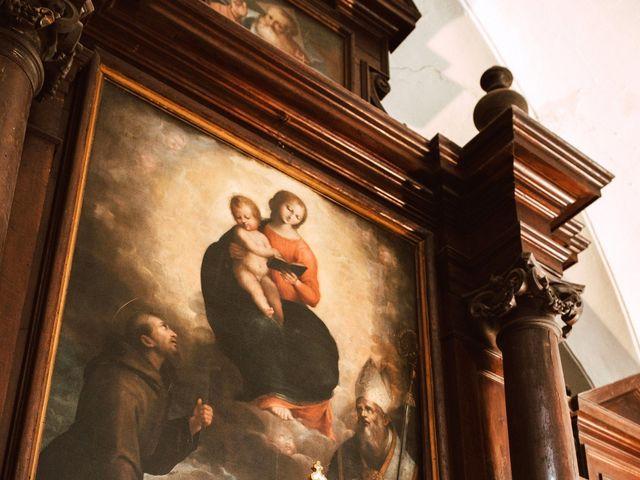 Il matrimonio di Davide e Hanna a Gradara, Pesaro - Urbino 114