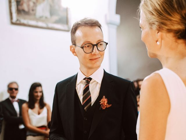 Il matrimonio di Davide e Hanna a Gradara, Pesaro - Urbino 117