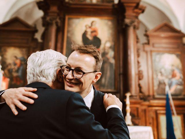 Il matrimonio di Davide e Hanna a Gradara, Pesaro - Urbino 125