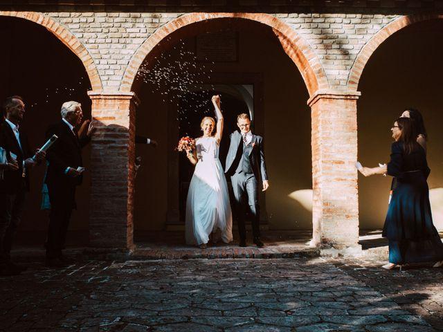 Il matrimonio di Davide e Hanna a Gradara, Pesaro - Urbino 128