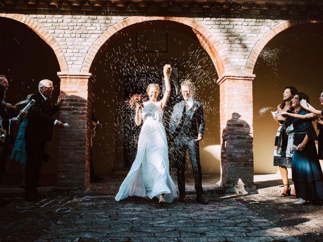 Il matrimonio di Davide e Hanna a Gradara, Pesaro - Urbino 129
